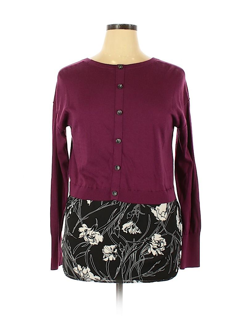 Halogen Women Pullover Sweater Size XL