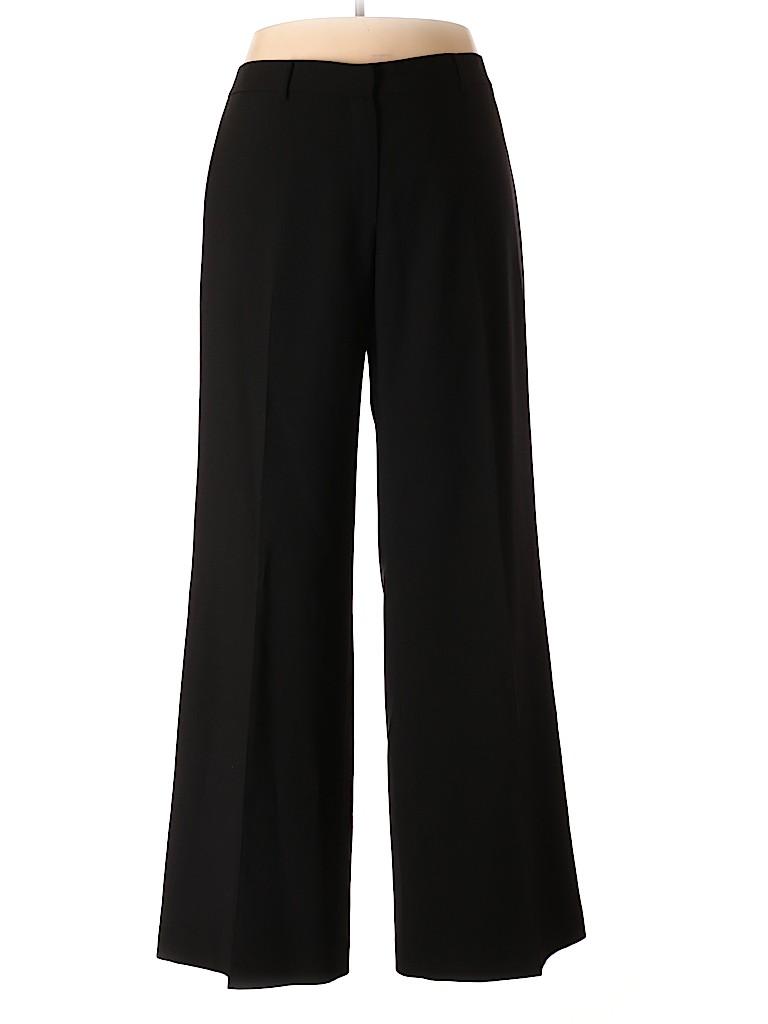Dana Buchman Women Wool Pants Size 16