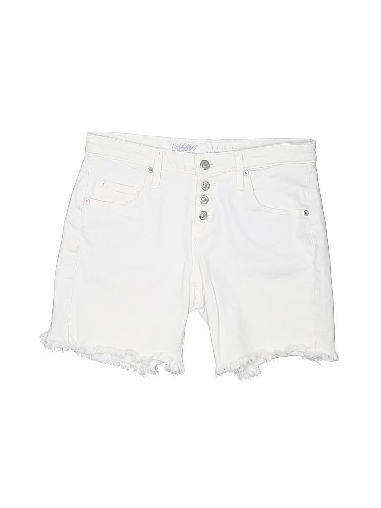 Mossimo Women Denim Shorts Size 2
