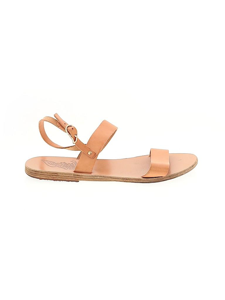 Ancient Greek Sandals Women Sandals Size 36 (EU)