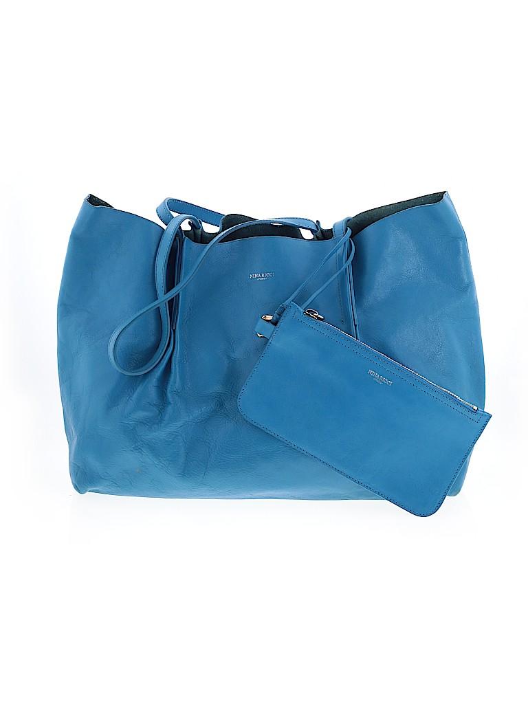Nina Ricci Women Leather Tote One Size