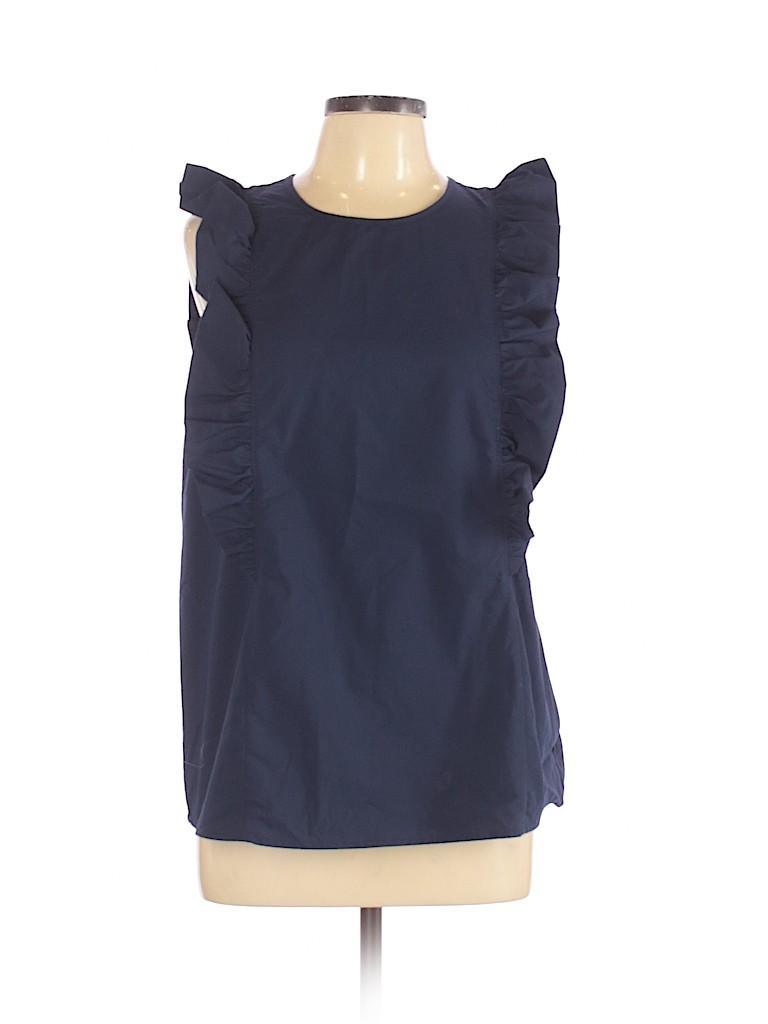 MICHAEL Michael Kors Women Sleeveless Blouse Size L