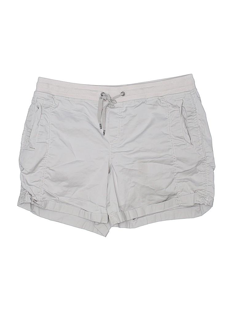 Eddie Bauer Women Khaki Shorts Size 14