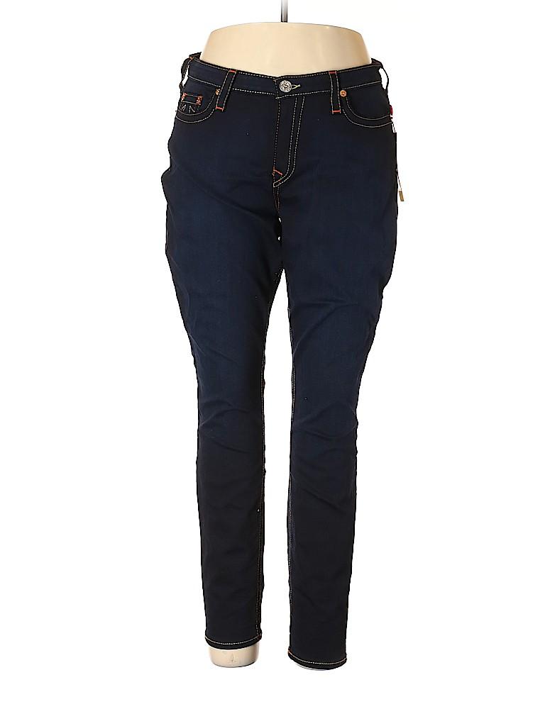 True Religion Women Jeans Size 36