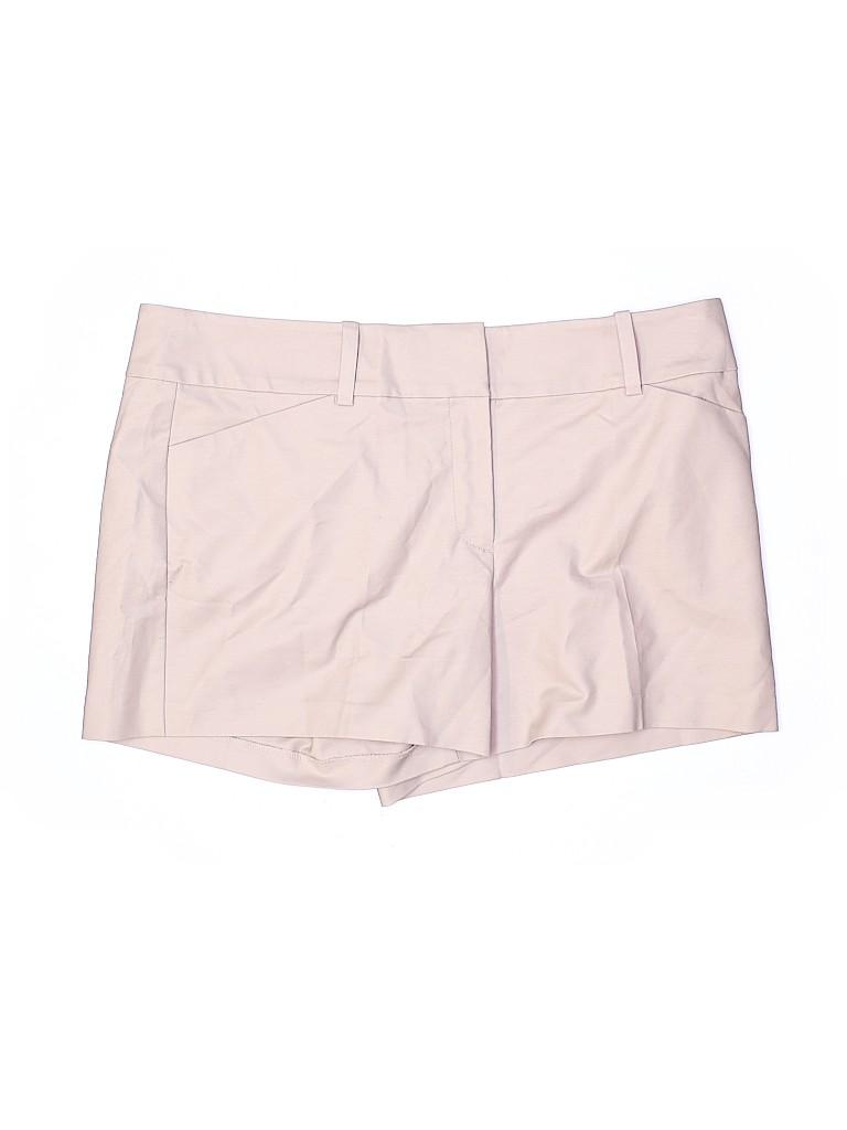 Ann Taylor Factory Women Khaki Shorts Size 16