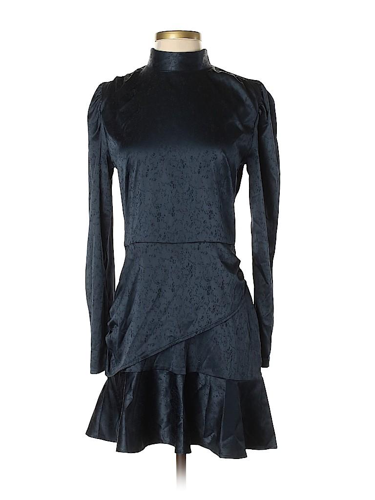 Something Navy Women Cocktail Dress Size S