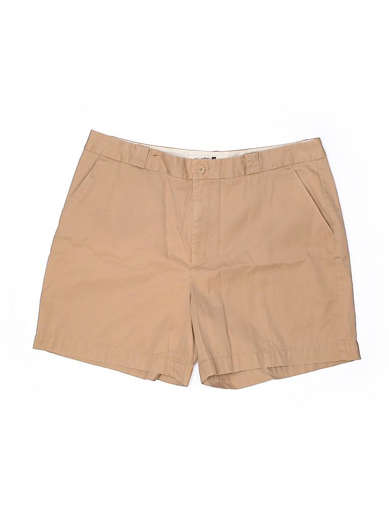 Gap Women Khaki Shorts Size 16