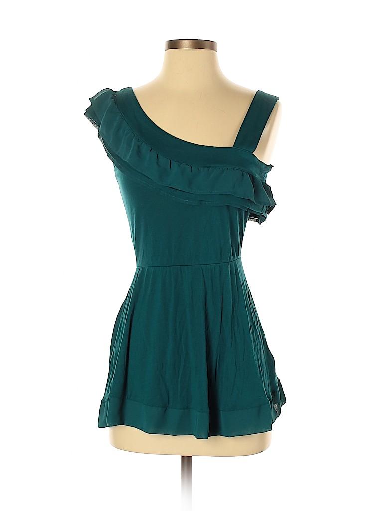 H&M Women Short Sleeve Top Size S