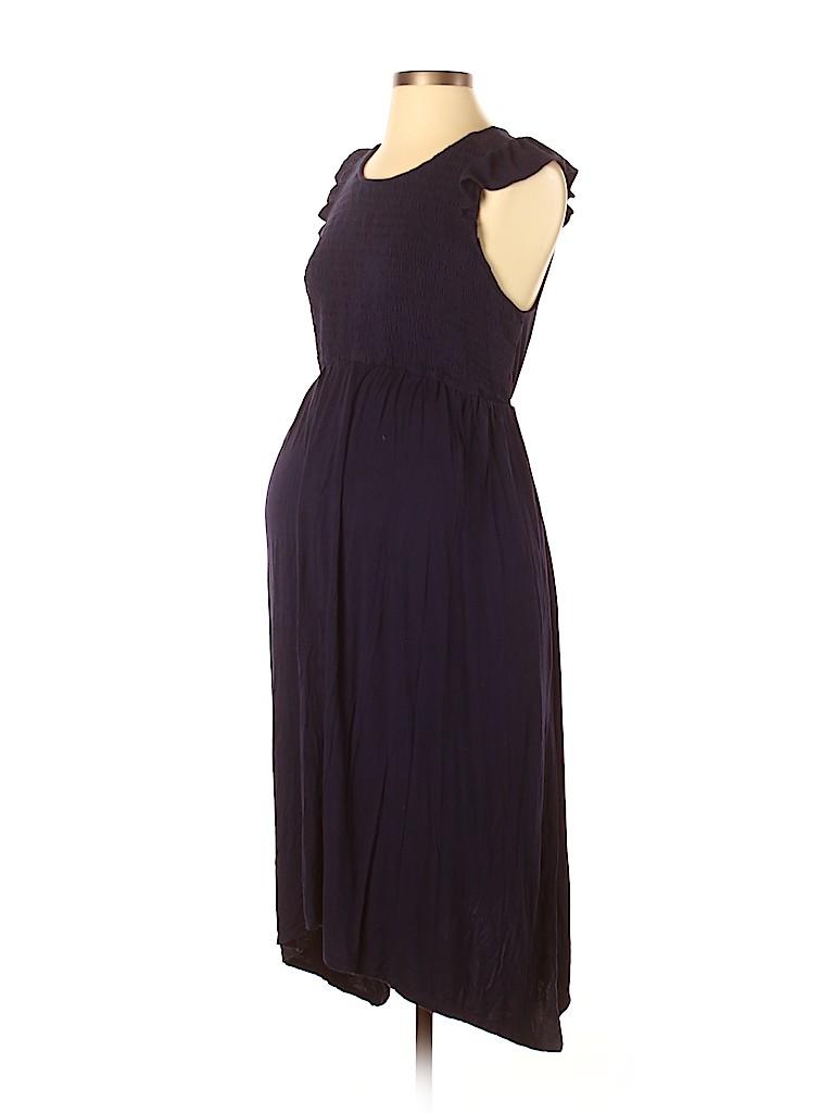 Isabel Maternity Women Casual Dress Size S (Maternity)