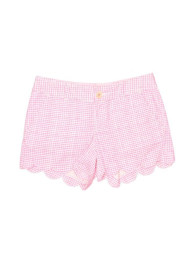Lilly Pulitzer Women Khaki Shorts Size 2