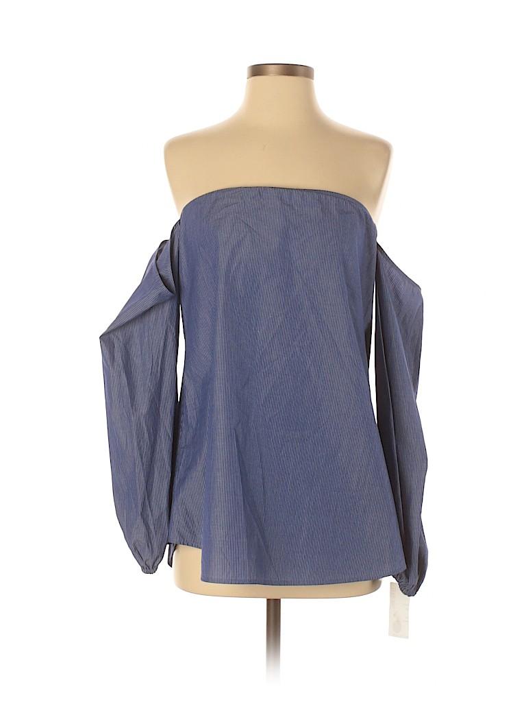 Theory Women Long Sleeve Blouse Size 10