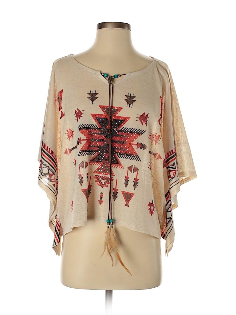Wayan Natual Wear Women Poncho One Size