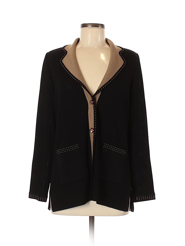 Misook Women Cardigan Size M