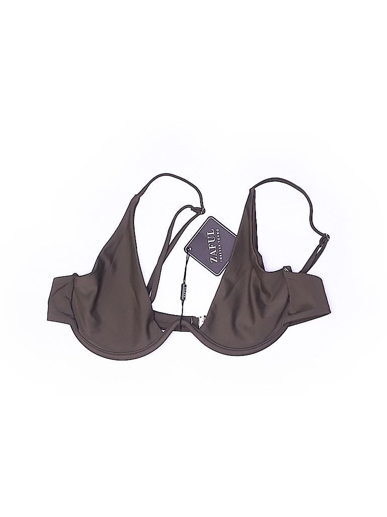 Zaful Women Swimsuit Top Size L