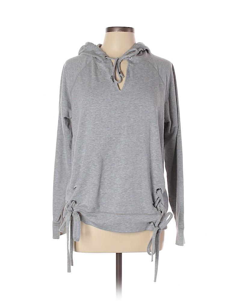 MICHAEL Michael Kors Women Pullover Hoodie Size L