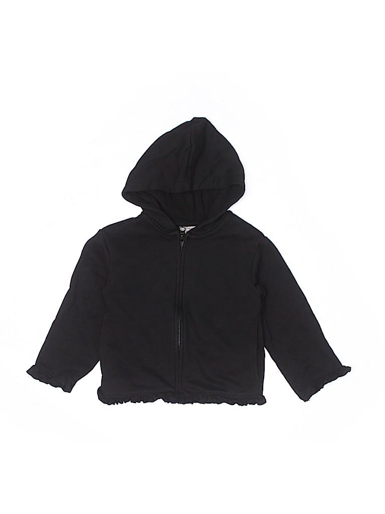 Zara Baby Girls Zip Up Hoodie Size 18-24 mo