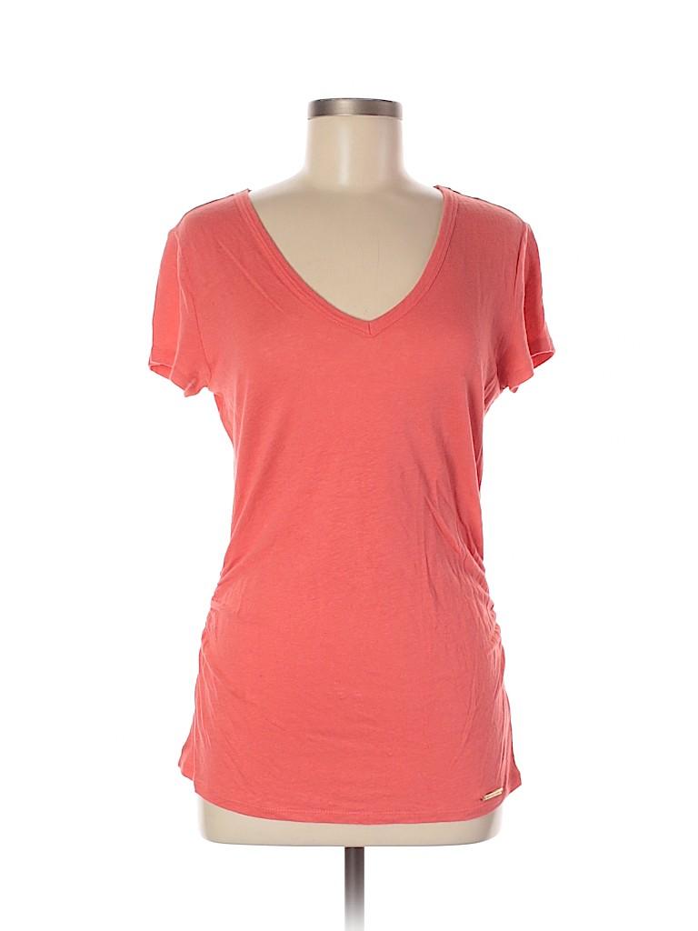 MICHAEL Michael Kors Women Short Sleeve T-Shirt Size M