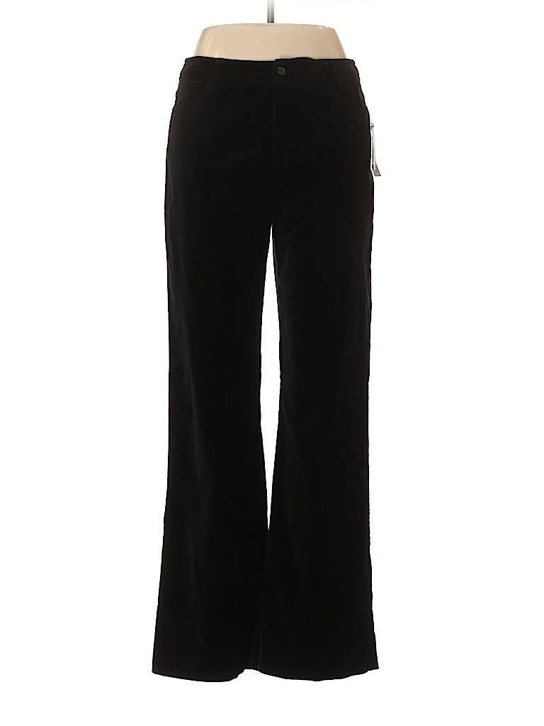 Rafaella Women Velour Pants Size 10