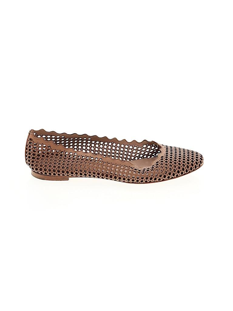 Chloé Women Flats Size 37 (EU)