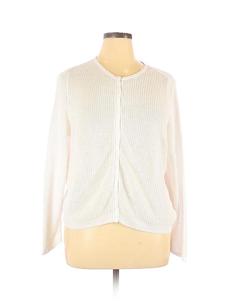 Eileen Fisher Women Cardigan Size 1X (Plus)