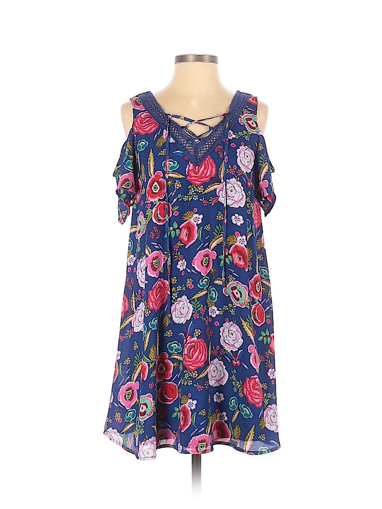 Jodi Kristopher Women Casual Dress Size S