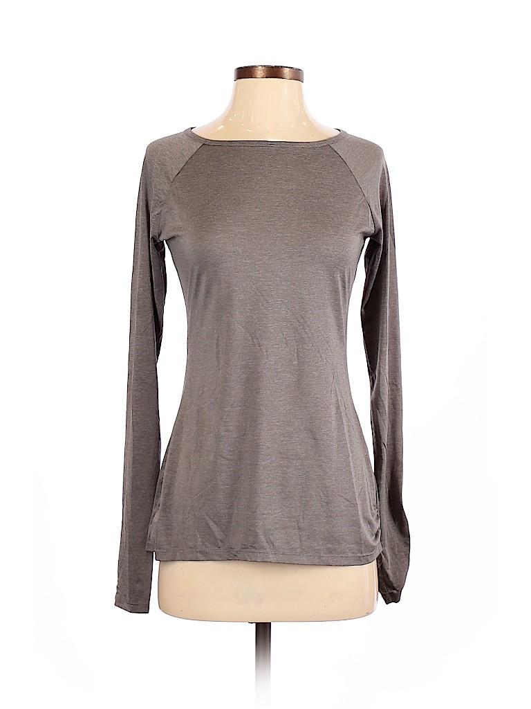 GAIAM Women Long Sleeve Top Size XS