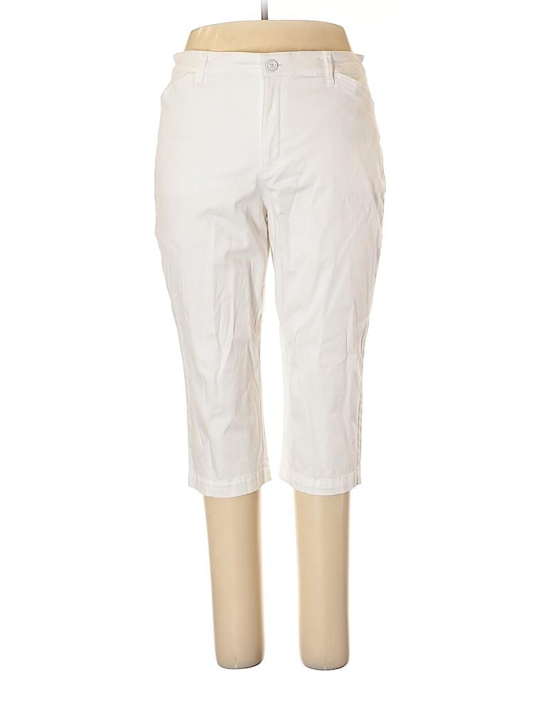 Gloria Vanderbilt Women Casual Pants Size 14