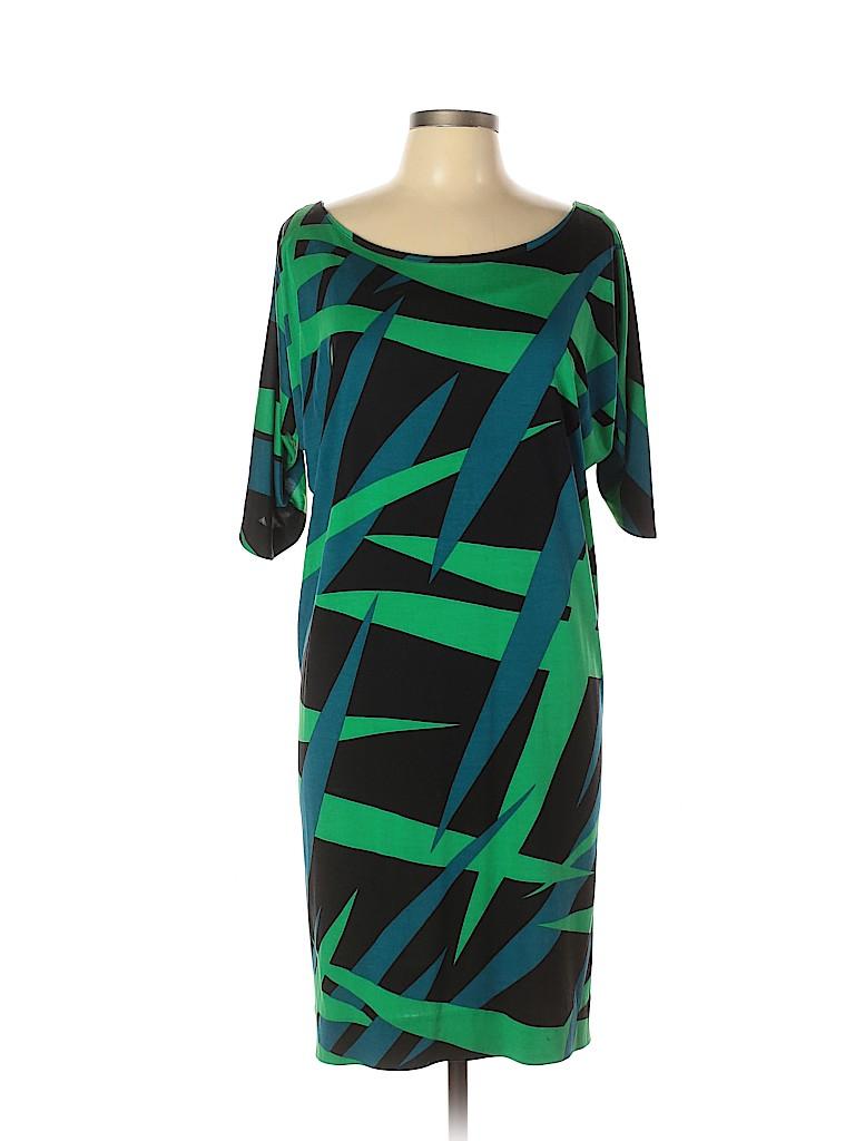 Diane von Furstenberg Women Casual Dress Size 10
