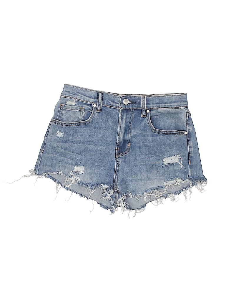 Pascucci Women Denim Shorts 26 Waist