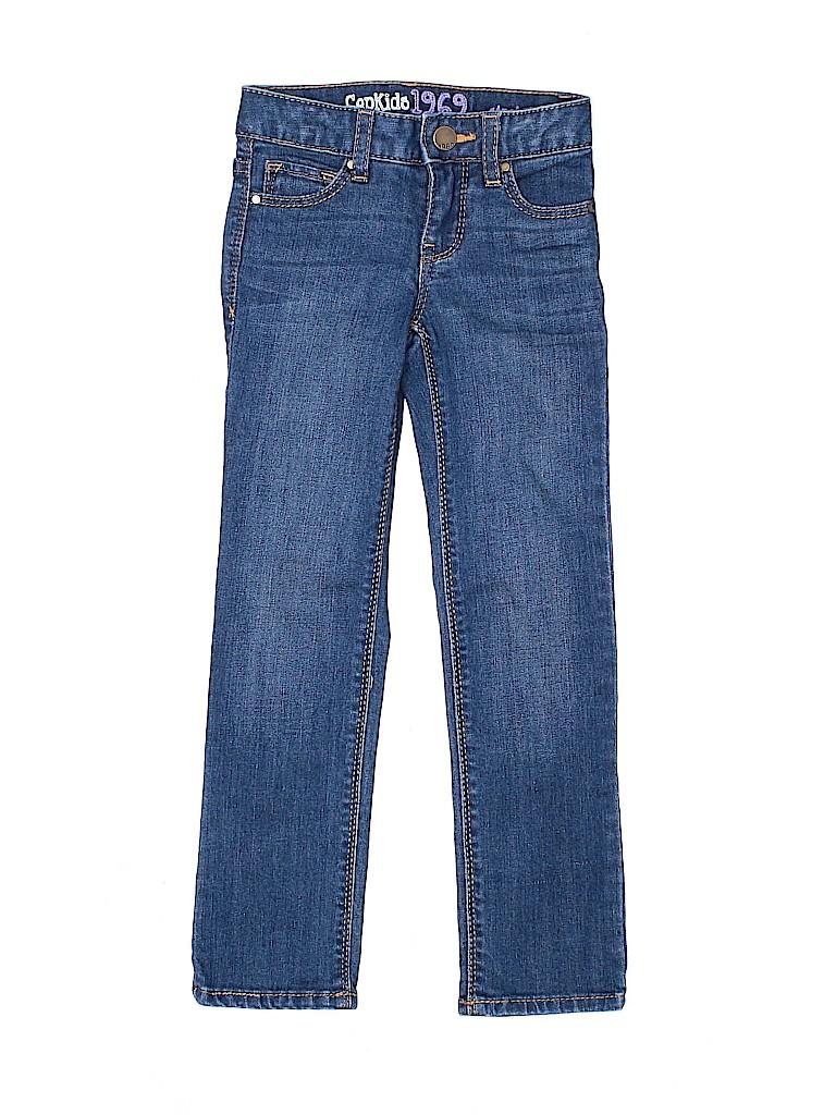 Gap Kids Girls Jeans Size 5 (Slim)