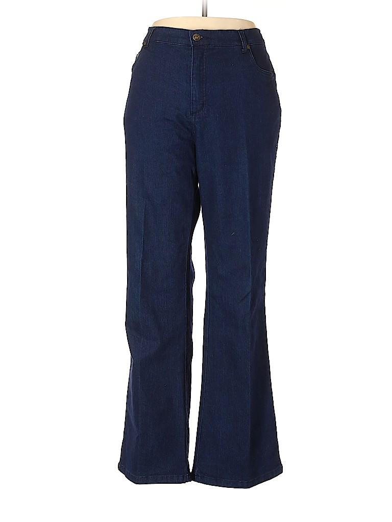 Woman Within Women Jeans Size 16w