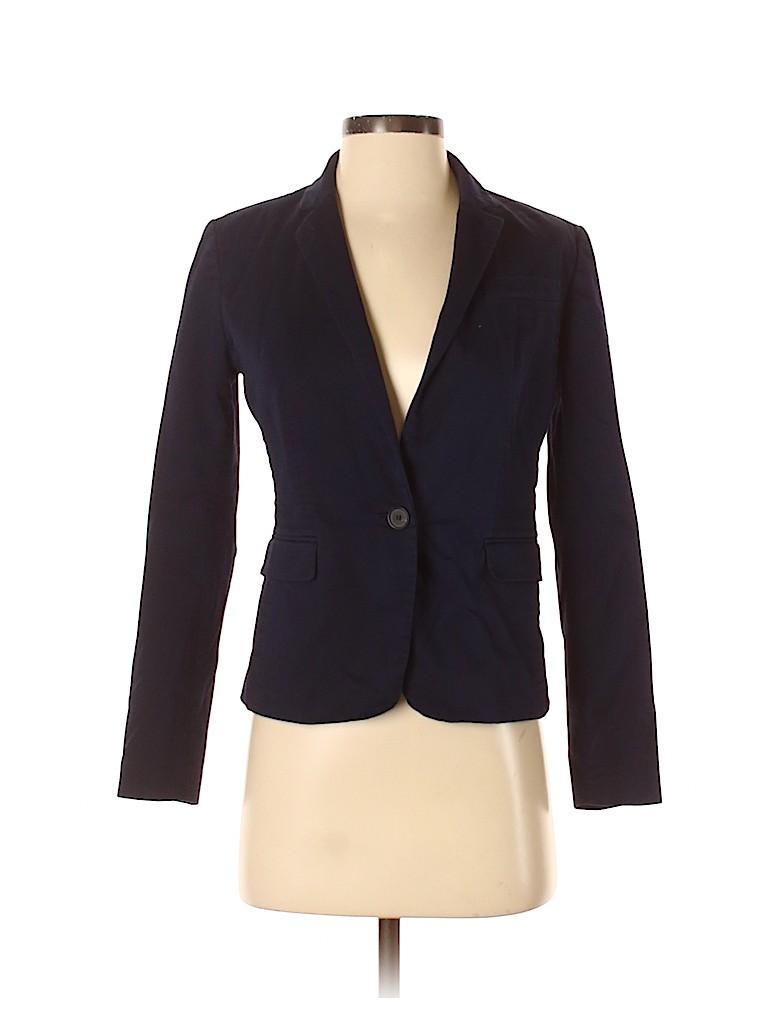 Ann Taylor Women Blazer Size 0
