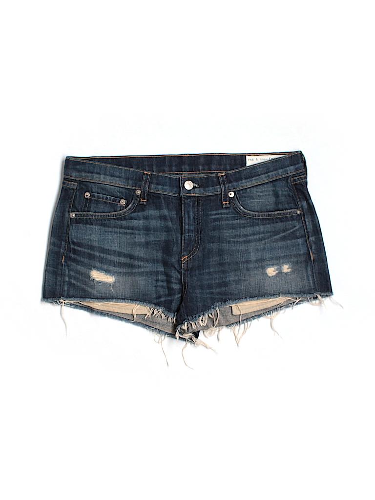 Rag & Bone/JEAN Women Denim Shorts 29 Waist