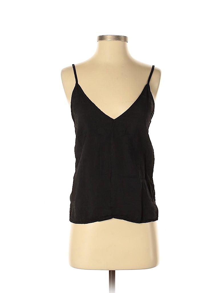 LACAUSA Women Sleeveless Blouse Size S