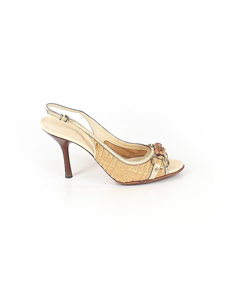Gucci Women Heels Size 8 1/2