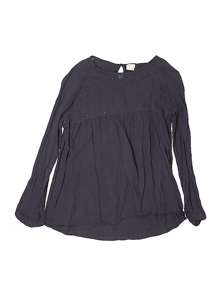 Zara Kids Girls Long Sleeve Top Size 11 - 12