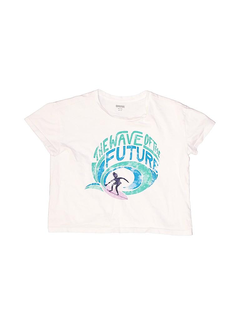 Gymboree Girls Short Sleeve T-Shirt Size 7 - 8