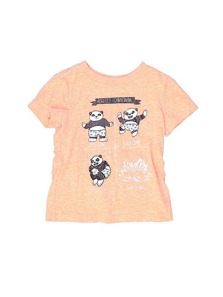 Cat & Jack Boys Short Sleeve T-Shirt Size 2T