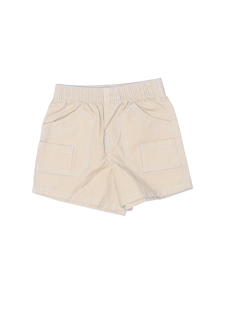 Baby Gap Boys Khaki Shorts Size 3-6 mo