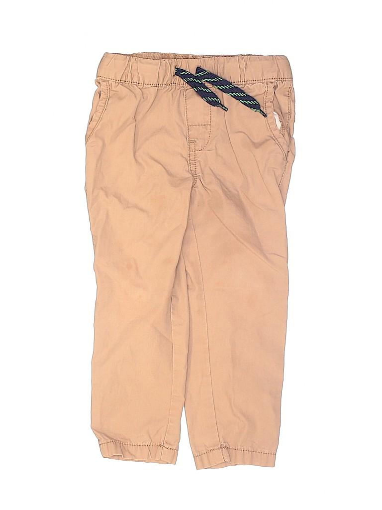 Carter's Boys Khakis Size 2T