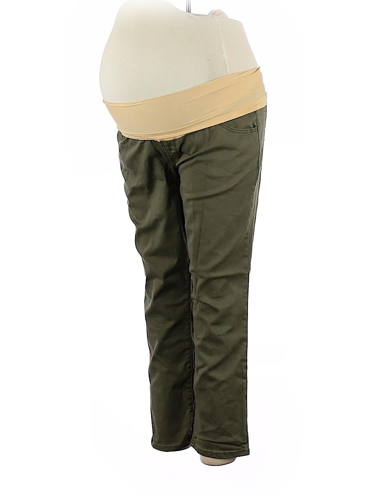 A:glow Women Jeans Size 18 (Maternity)