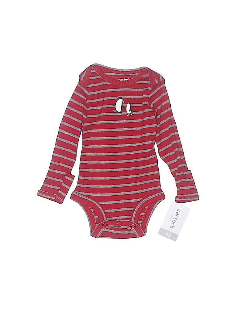 Carter's Boys Long Sleeve Outfit Newborn