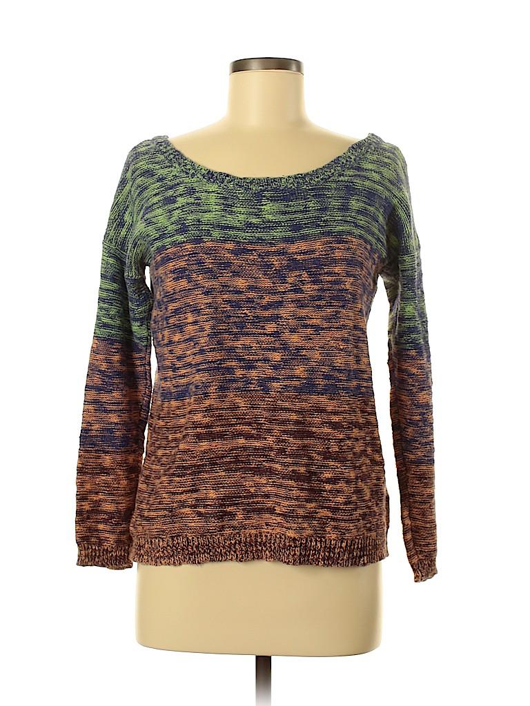 Solemio Women Pullover Sweater Size M