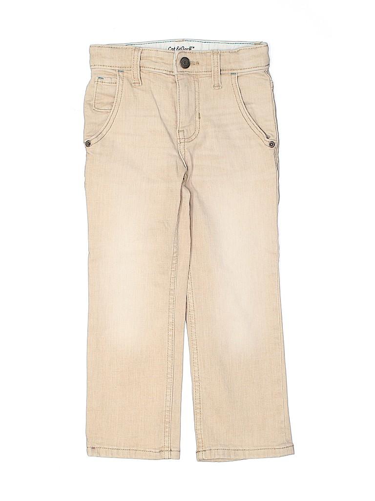 Cat & Jack Boys Jeans Size 4