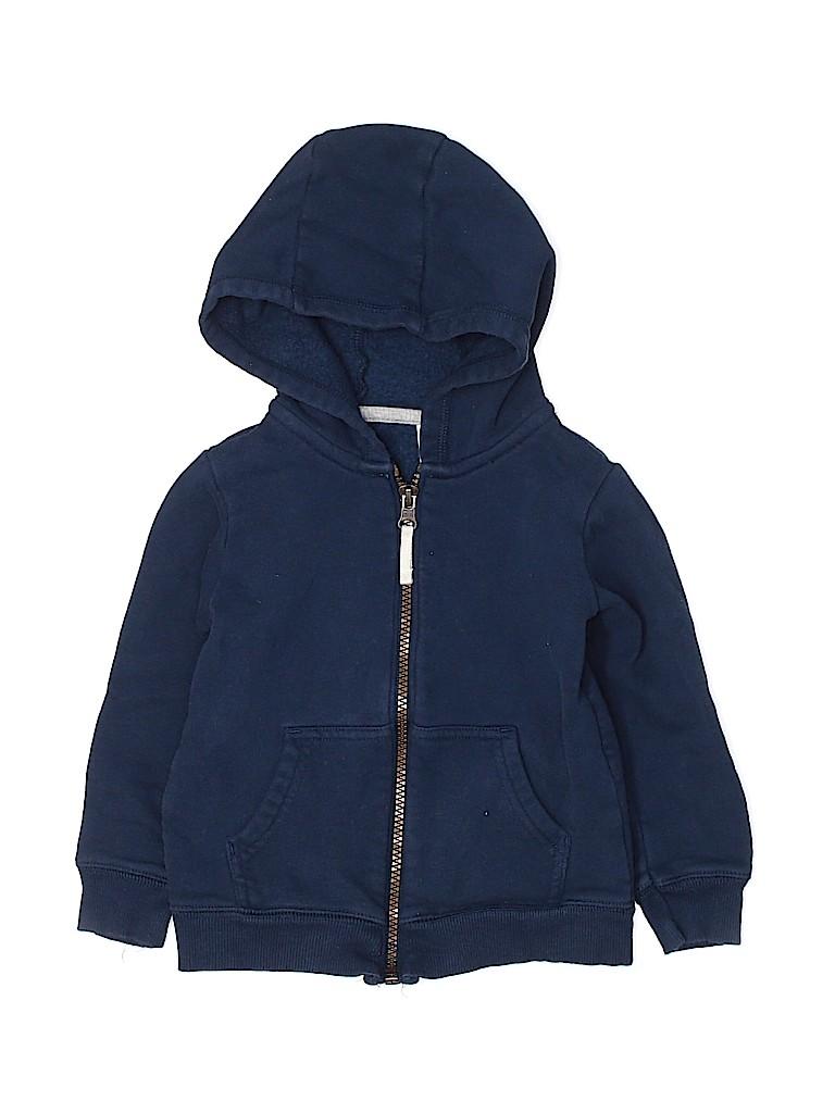 Carter's Boys Zip Up Hoodie Size 2T