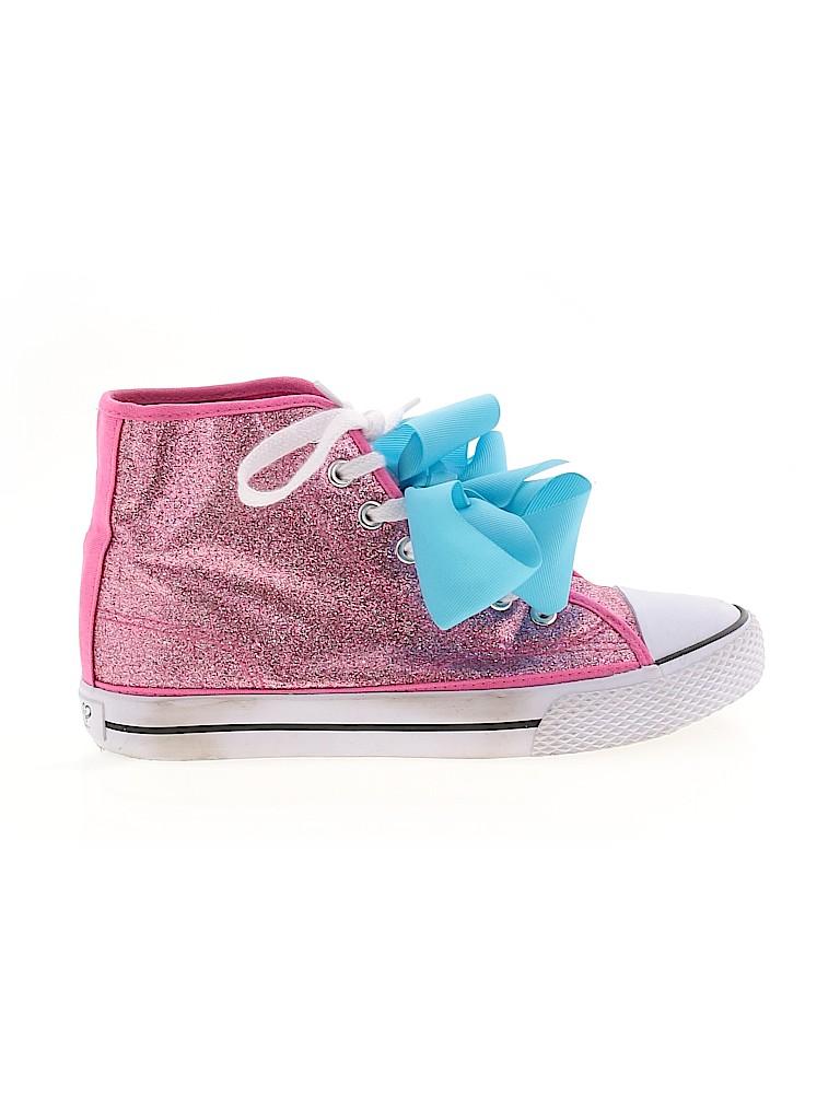 Jojo Siwa Girls Sneakers Size 4