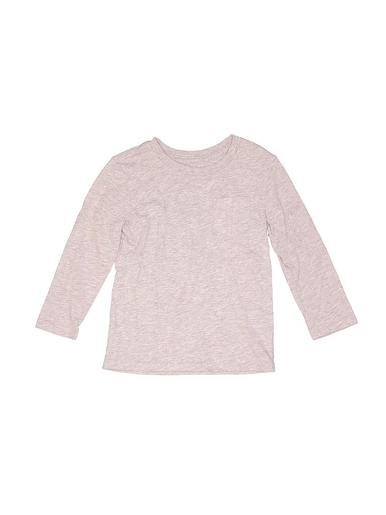 Cat & Jack Boys Long Sleeve T-Shirt Size 4T
