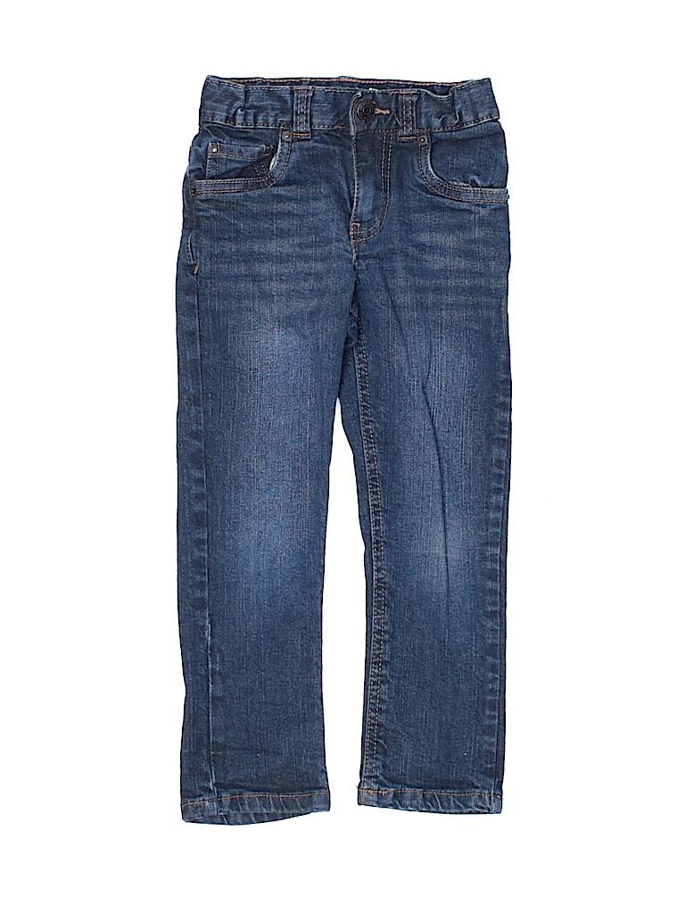 Cat & Jack Boys Jeans Size 4T