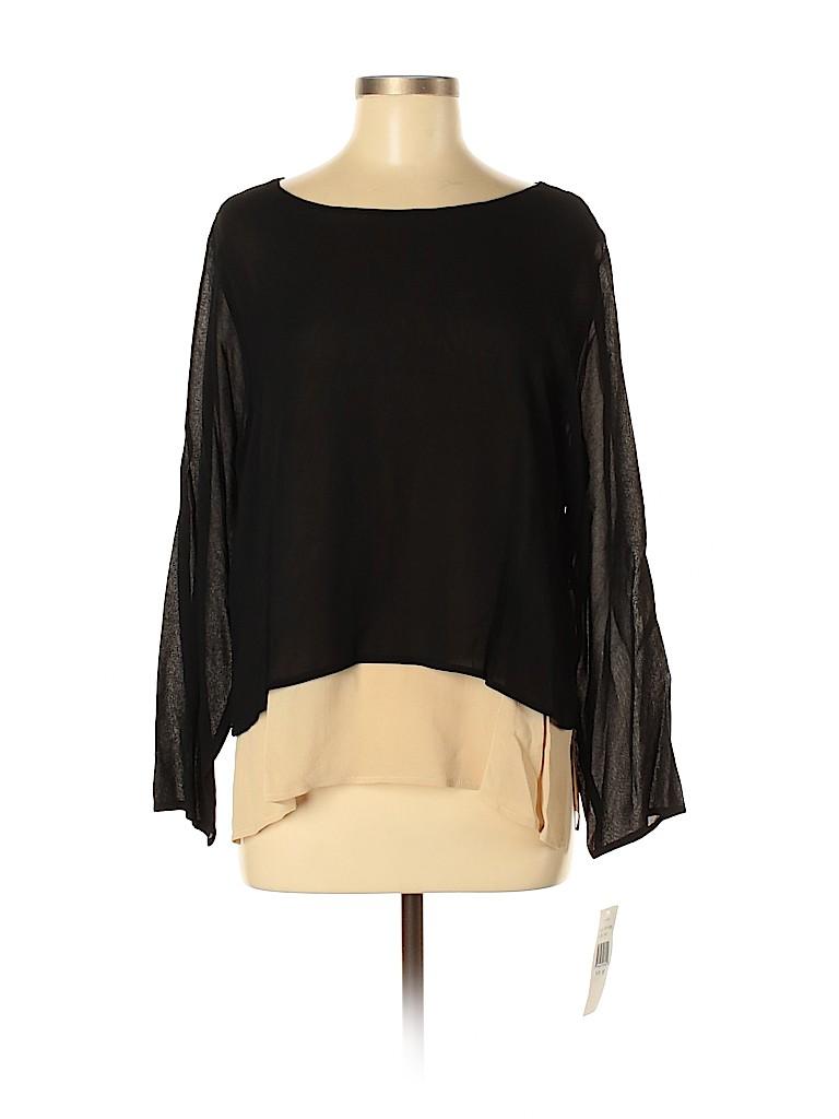 David Dart Women Long Sleeve Blouse Size M