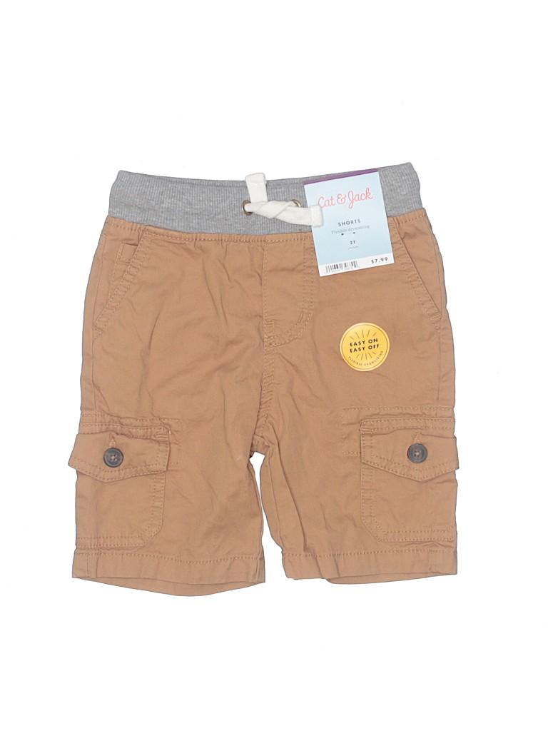 Cat & Jack Boys Cargo Shorts Size 2T